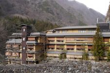 Berusia 1.300 tahun, begini 5 potret hotel tertua di dunia