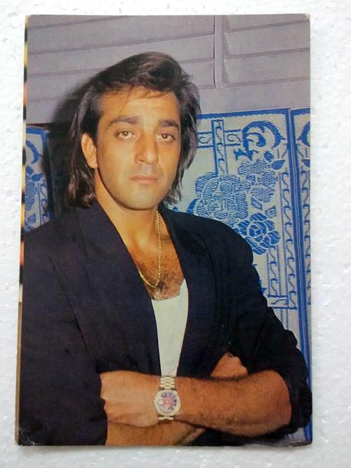 Pernah pacari 308 cewek, ini 10 aura macho Sanjay Dutt ...