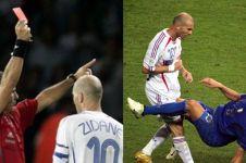 Wasit ungkap rahasia tersimpan 12 tahun soal Zidane tanduk Materazzi