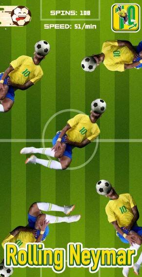 game neymar © 2018 berbagai sumber