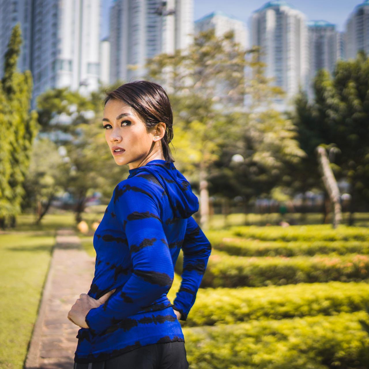 Jadi pembawa obor Asian Games 2018, ini ungkapan Melanie Putria