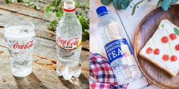 6 Minuman bening yang ngehits di media sosial, uniknya kebangetan