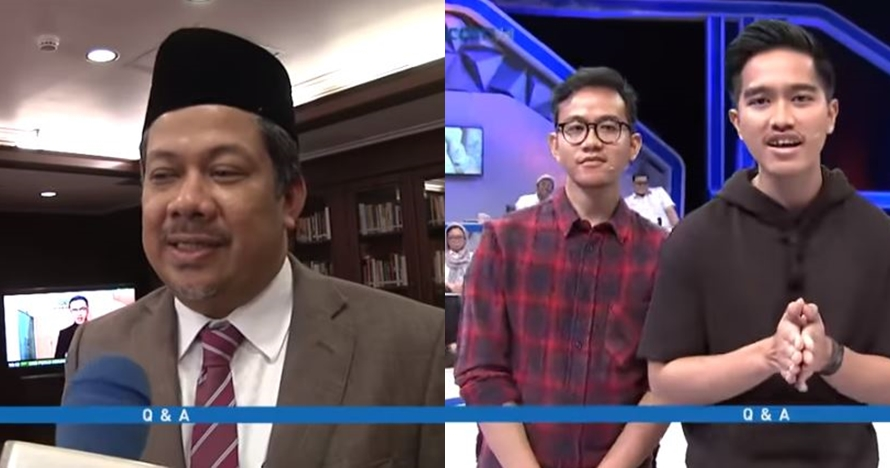 Fahri Hamzah minta dikritik anak Jokowi, ini komentar Gibran & Kaesang