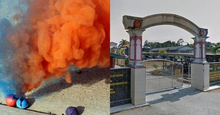Tiga siswa ini lempar bom rakitan ke sekolah, alasannya bikin syok