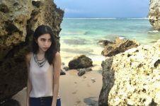 10 Pesona Nadia Purwoko, Miss Grand Indonesia 2018 asal Bengkulu