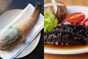 Punya bentuk aneh, 5 seafood unik ini justru jadi favorit orang Asia