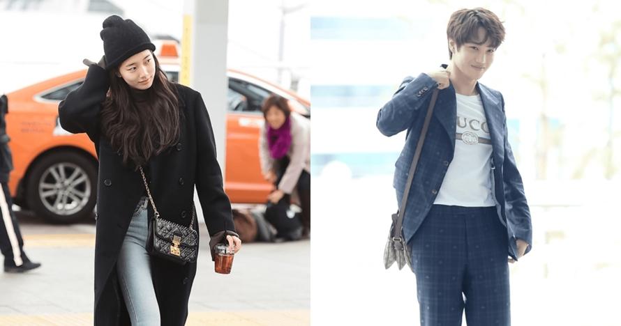 Kasual sampai semi formal, ini OOTD airport 10 Idol K-Pop terbaik