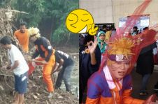 9 Potret seandainya Naruto tinggal di Indonesia ini bikin nyengir kuda