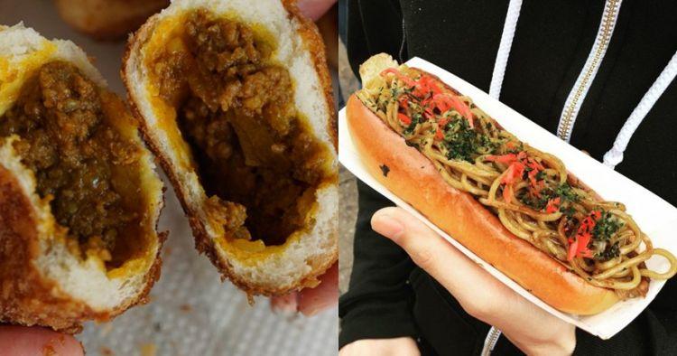 Antimainstream, 5 roti unik dari Jepang ini bisa bikin ngiler seketika