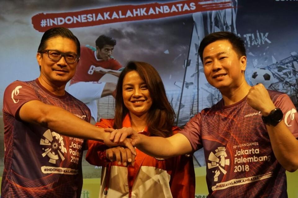 Dukung Indonesia di AG 2018, tagar #IndonesiaKalahkanBatas menggema