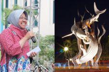 Surabaya berubah jadi kota indah, ini ternyata rahasia Risma