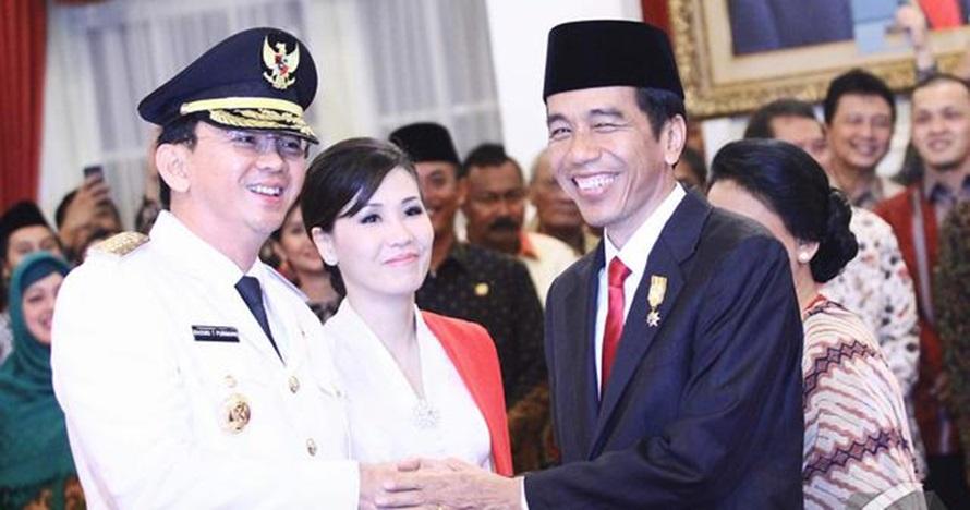 Beredar surat Ahok dukung Jokowi 2 periode, begini faktanya