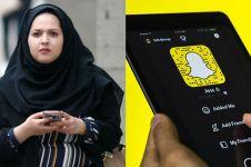 Rekam pacar sekarat, kasus wanita ini terungkap gara-gara Snapchat