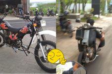 8 Kendaraan modifikasi bukti kreativitas orang Indonesia kelewat batas