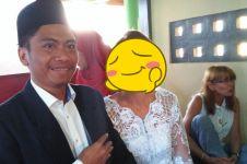Bikin iri, pria asal Lombok ini nikahi bule cantik dari Jerman