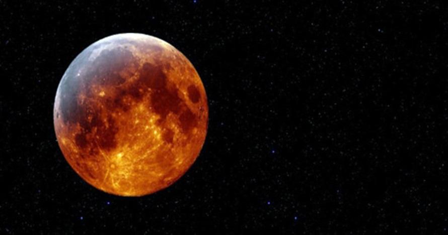 5 Fakta & dampak gerhana bulan total, bisa lihat planet Mars