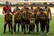 Pemain muda Malaysia lecehkan Indonesia, begini kelakuan ngawurnya