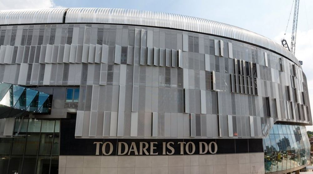 stadion baru spurs © 2018 brilio.net