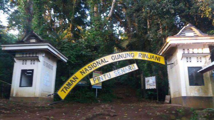 11 Potret beberapa sudut Lombok pasca diguncang gempa Minggu pagi