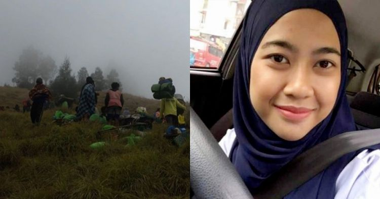 Sempat pamer foto di puncak Rinjani, pendaki Malaysia berakhir tragis