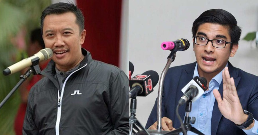 Reaksi menteri olahraga Malaysia & Indonesia sikapi pelecehan bendera