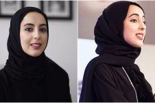 Kenalin Shamma Al Mazrui, usia 22 tahun jadi menteri termuda di dunia