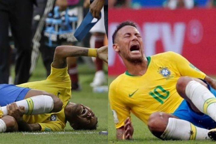 Terus dihujat, Neymar ungkap fakta menyedihkan di balik aksi divingnya
