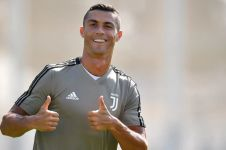Bergabung dengan Juventus, ini penampakan megah vila CR7 di Turin