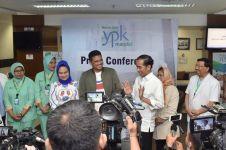 Dikaruniai cucu perempuan, ini harapan dan doa Presiden Jokowi