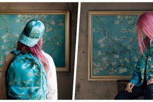 Fashion item yang terinspirasi dari Van Gogh ini bikin speechless