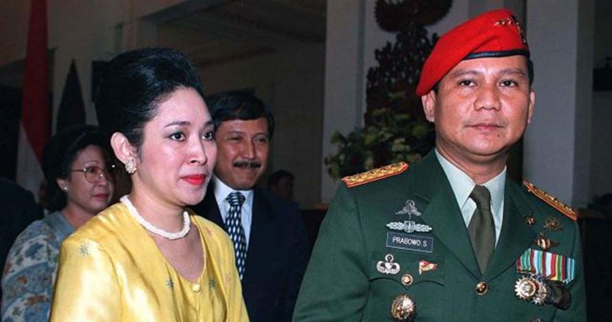 Unggah foto ngelonin bayi didampingi Prabowo, Titiek panen doa
