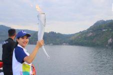 Tak lagi lewat Medan, turis asing kini terbang langsung ke Danau Toba