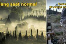 Suhu tembus -5 derajat, ini 7 penampakan Dieng bak musim dingin Eropa