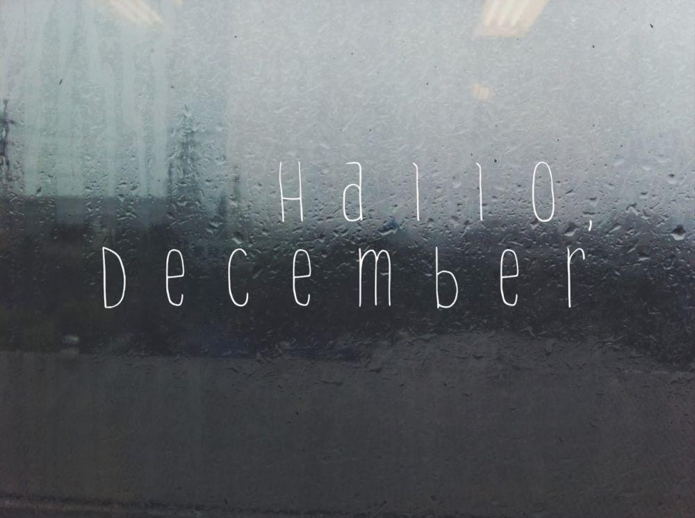 Welcome Desember Bulan Kelahiranku 88