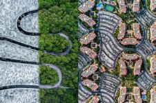 Ini 10 hasil foto pemenang 2018 Drone Photography Award, keren abis