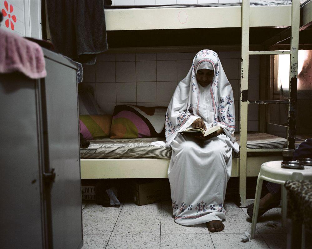penjara perempuan israel © businessinsider.sg