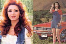 Tanpa hijab, begini 16 potret model cantik Iran era 60-an
