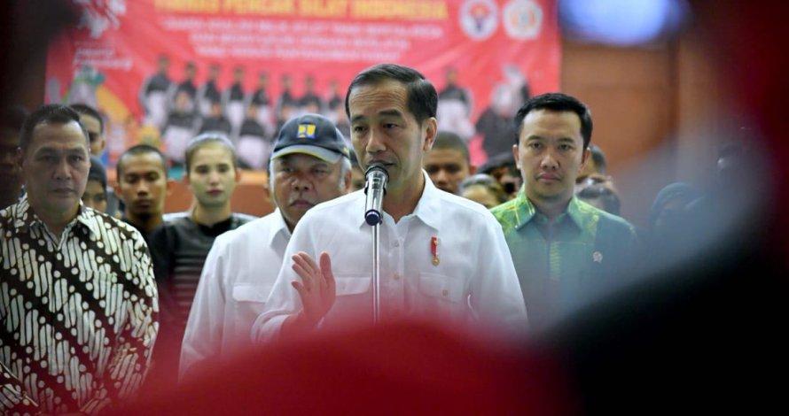 Gempa guncang Lombok, begini ucapan duka cita & arahan dari Jokowi