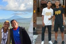 Adu 8 gaya Bagus Kahfi & Bagas Kaffa, si kembar pemain Timnas U-16