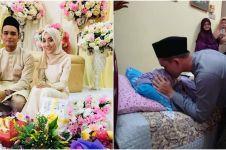 Baru sehari menikah, pria ini ditinggal sang istri untuk selamanya