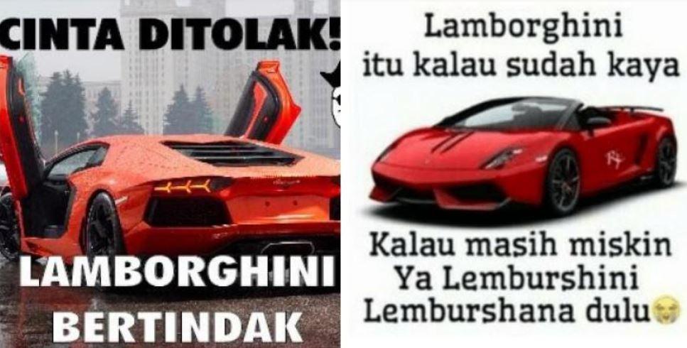 10 Meme 'mobil sport' ini membuatmu senyum sambil merenung