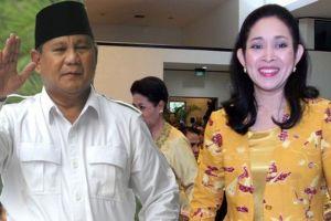 Usai Titiek, kini Prabowo unggah foto kenangan saat masih mesra
