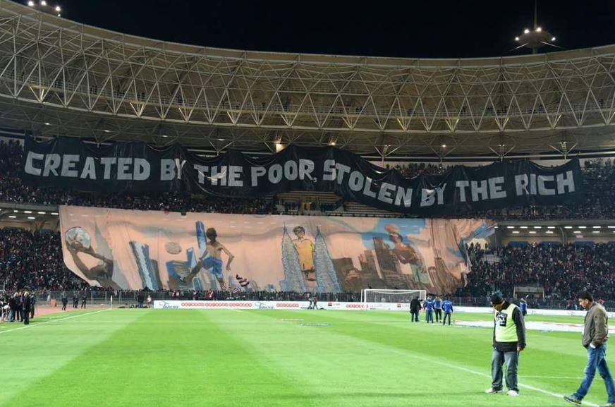 foto lawas suasana stadion dunia twitter