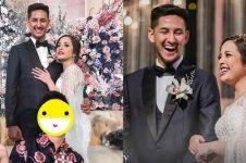 Hadir di nikahan Tasya, pose Vidi Aldiano ini bikin warganet kasihan