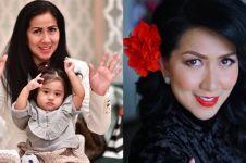 Genap berusia 46 tahun, 13 foto ini bukti Venna Melinda nggak menua