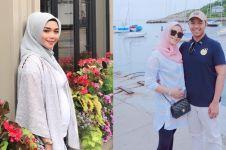6 Potret perubahan penampilan Sheza Idris saat hamil, makin tertutup