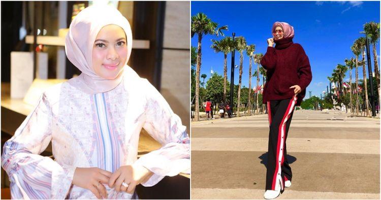 10 Gaya Sucianti Suaib, politisi cantik sekaligus sosialita hijaber