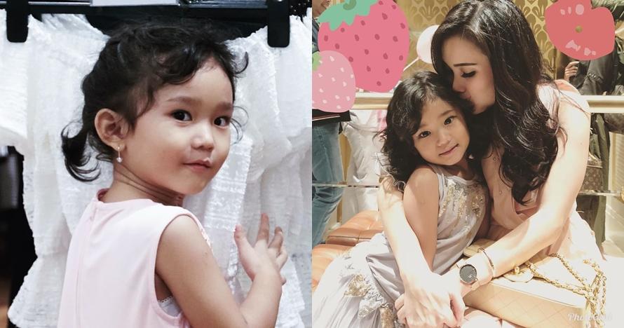 7 Fashion item mewah putri Ayu Ting Ting, satu topi capai Rp 16 jutaan