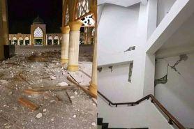 Masih proses evakuasi, Lombok kembali diguncang gempa 6,2 SR