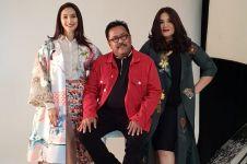 Kisah cinta segitiga Doel, Sarah, & Zaenab, bikin nangis seisi bioskop